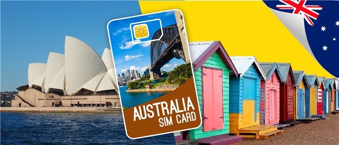 Australia Sim Card 12GB - Changi Recommends