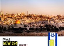 Israel Data Sim 3GB