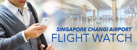 Changi Recommends Flight Watch