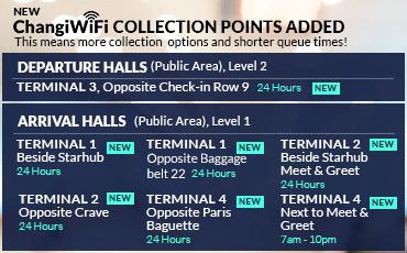 ChangiWiFi - Changi Recommends