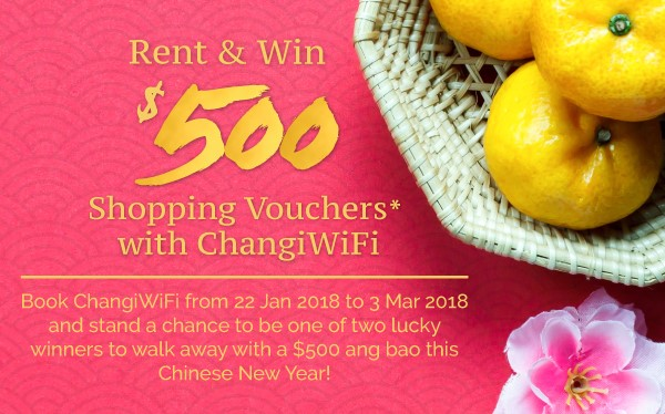 Changiwifi Changi Recommends